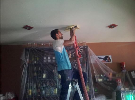 Aislamientos de falsos techos en Sevilla